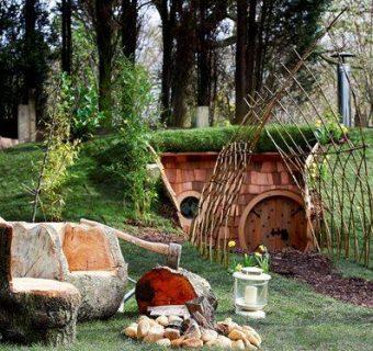 """Hobbit"" style hideaway – George Clarke's Amazing Spaces"