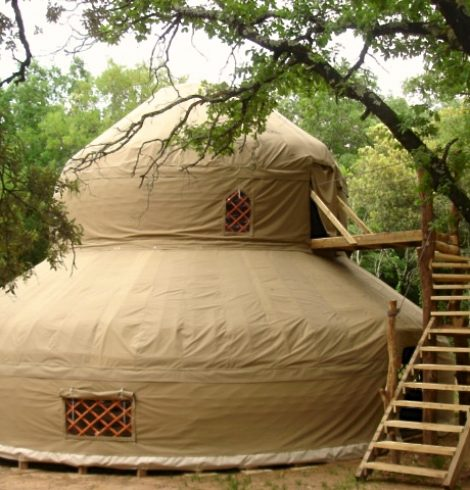 Tent Palaces: the next Glamping Trend!