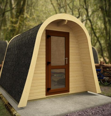 Glamping Pods – a great way to add value to your business