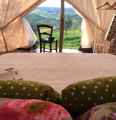 The Lazy Olive Glamping Tuscany